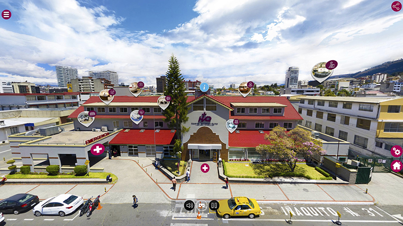 "Hospital Vozandes Quito opened its doors in 1955 ""To the glory of God, and the service of Ecuador."" That founding purpose continues today as the hospital, now an independent ministry, transitions towards total local ownership."