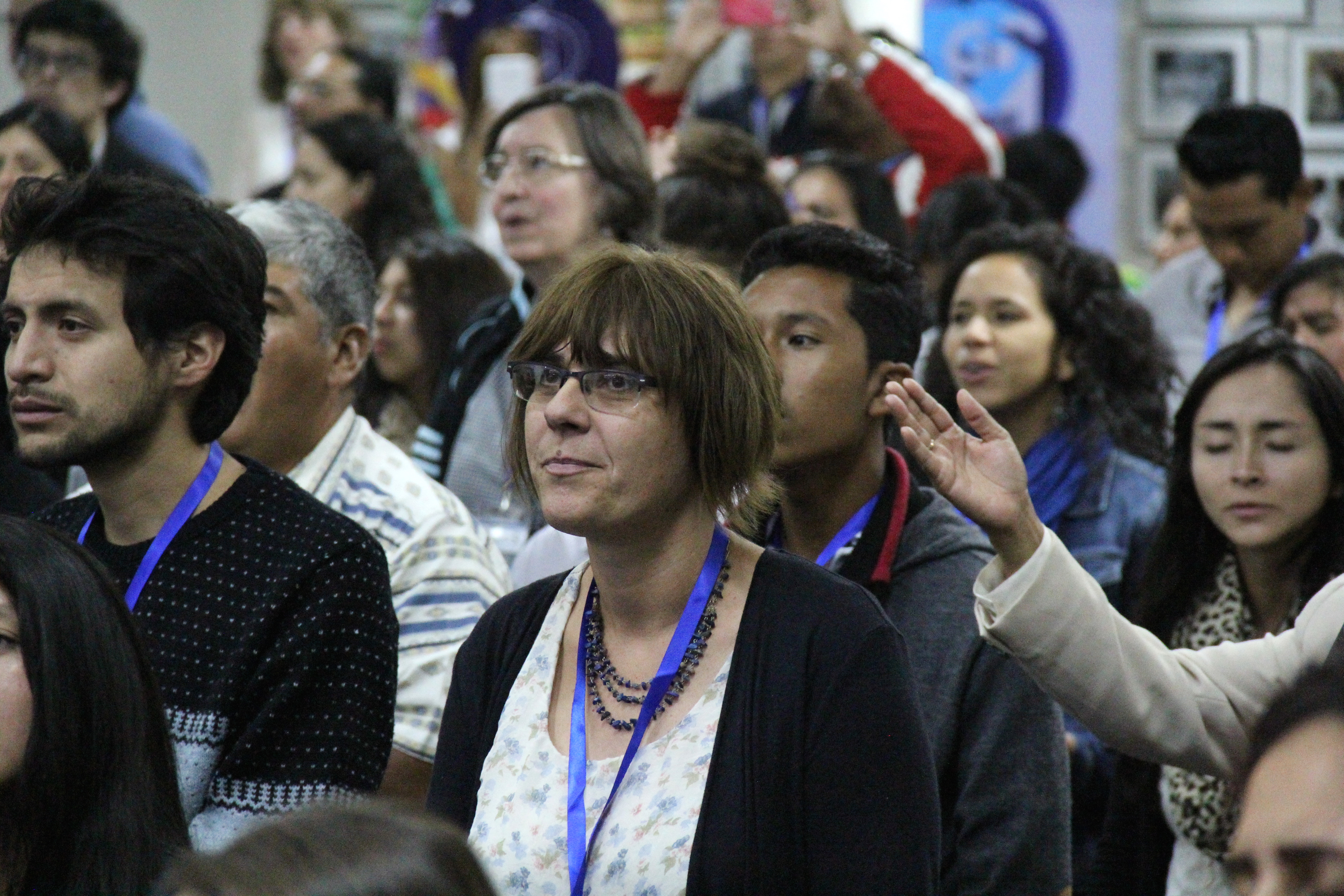 Women at Latin American Conference