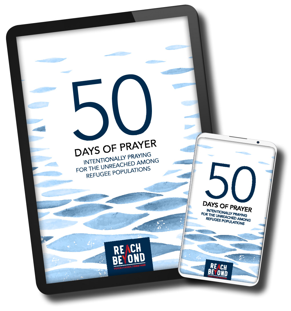 50 Day Refugee Prayer Guide
